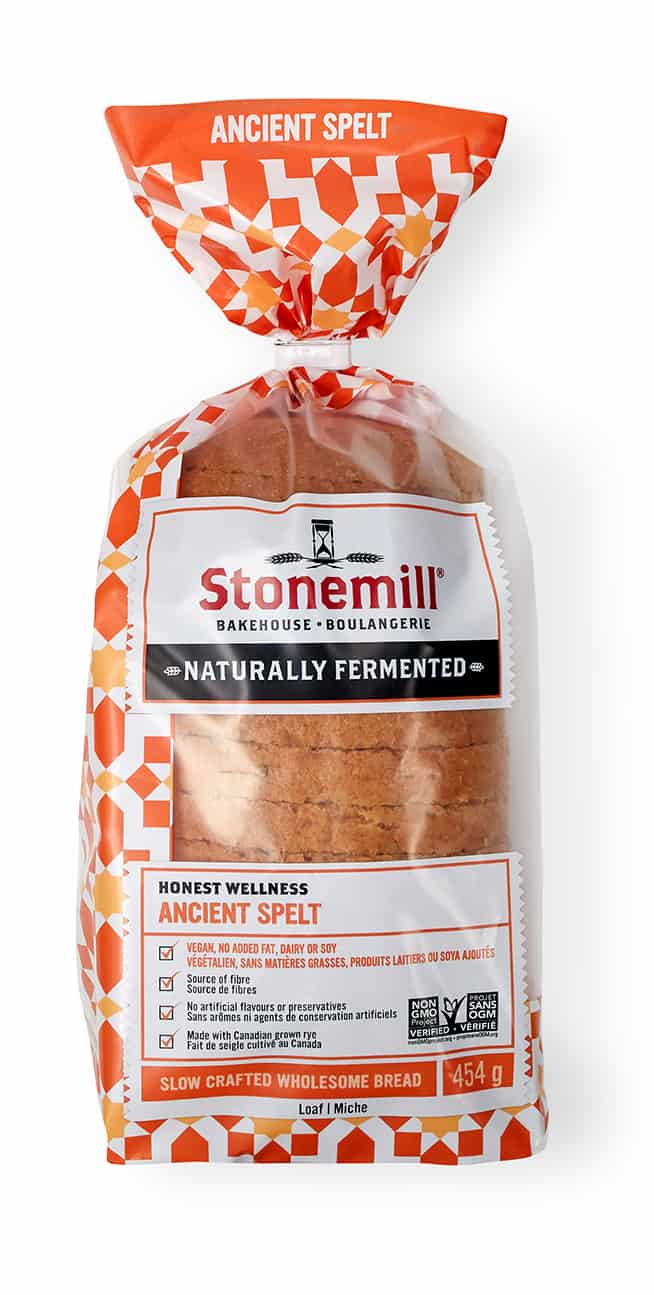 Stonemill Bakehouse Ancient Spelt bread