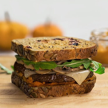 Stonemill Bakehouse Cranberry Pumpkin Seed Morning Sandwich