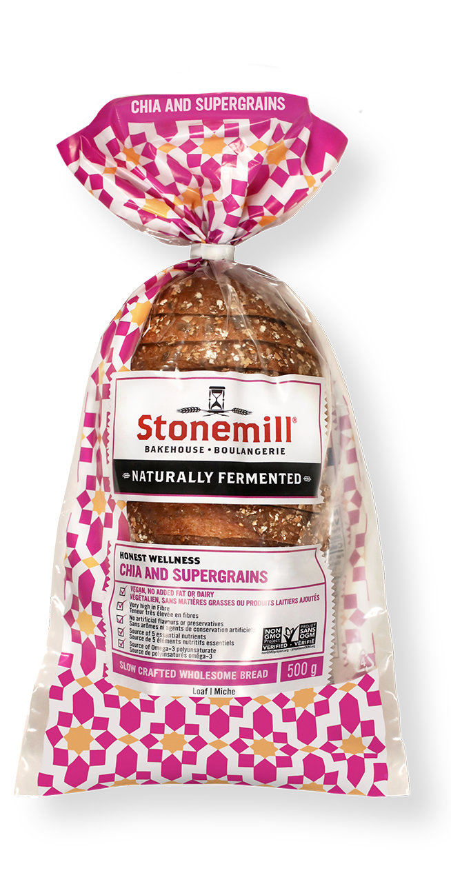 Stomemill Bake house Chia and Supergrains bread