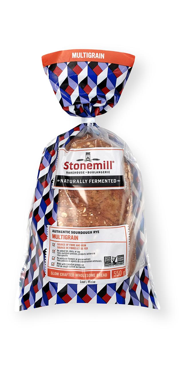 Stonemill Bakehouse Multigrain bread